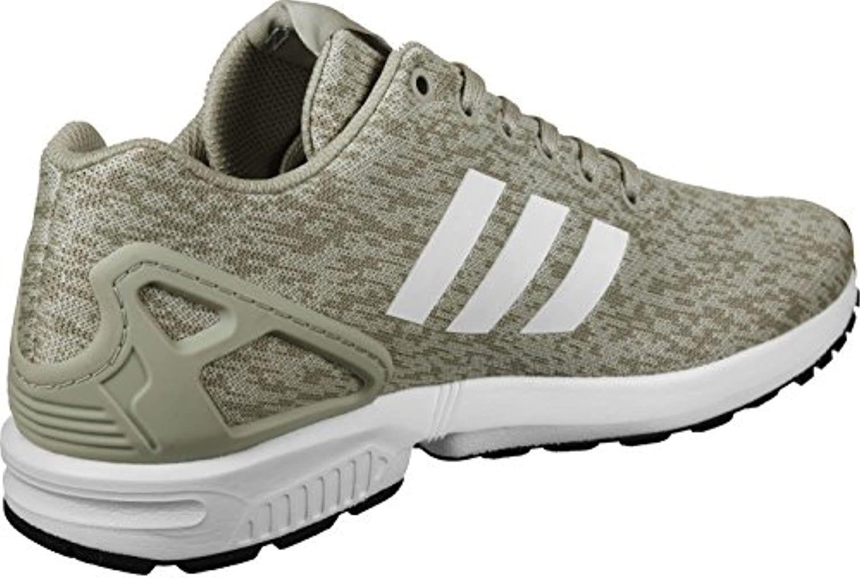 Adidas ZX Flux, Zapatillas de Deporte para Hombre, Marrón (Sesamo/Ftwbla/Negbas), 38 EU