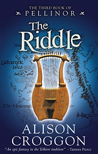 The Riddle (The Five Books of Pellinor)