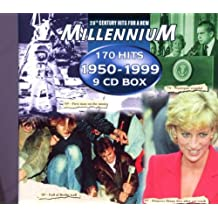 20th Century Hits for a New Millenium - 170 Hits 1950-1999