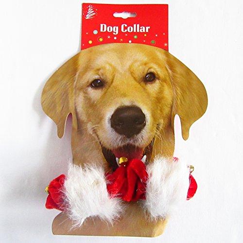 Christmas Dog Collar Jingle Bells Red Wi Buy Online In Bermuda At Desertcart
