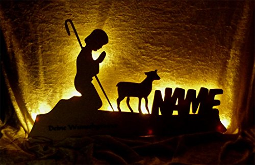 Schlummerlicht24 Led Lampe Wand-Bilder