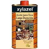 Xylazel M109095 - Aceite teka de larga duración incoloro 750ml