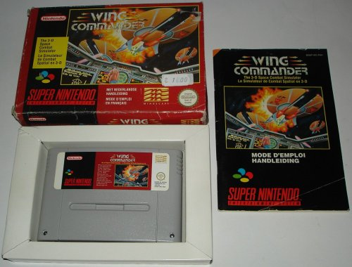 Wing Commander SNES