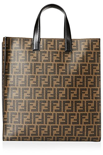 Fendi-Mens-Tote-Bag-Black-Cigar