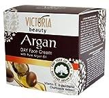 Victoria Beauty - Crème de jour à l'huile d'argan pure, camomille et vitamine E - 50 ml