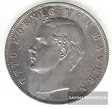 Deutsches Reich Jägernr: 47 1910 D sehr schön Silber sehr schön 1910 3 Mark Otto Bayern (Münzen für Sammler)