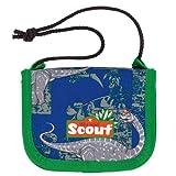 Scout 25190069800 Fahrausweishülle, 14 cm, Blau