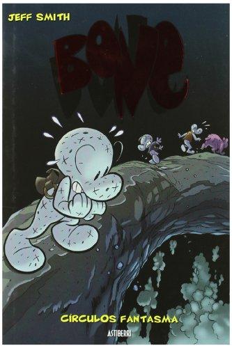Bone 7 Circulos Fantasmas por JEFF SMITH