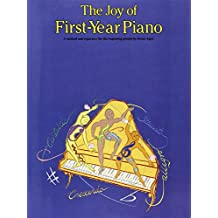 Joy Of First Year Piano -For Piano-: Noten für Klavier (Music)