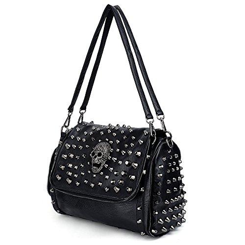 UTO - Bolso de Hombro de Mujer Shoppers Bolso Bandolera Moda de...