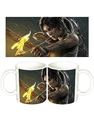 Tomb Raider Lara Croft D Tasse Mug