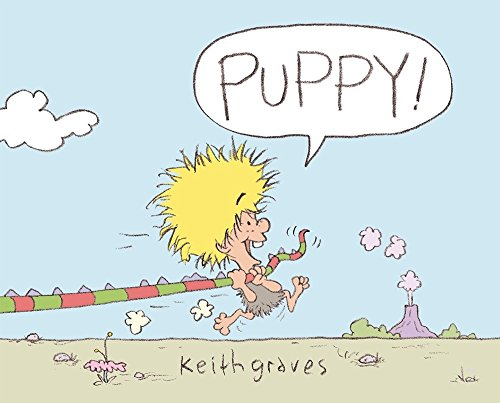 Puppy!: A Picture Book