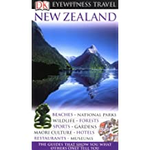 New Zealand (DK Eyewitness Travel Guide)