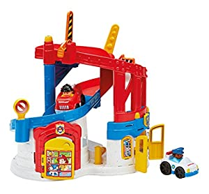 Little People - Garaje cochelandia Fisher-Price (Mattel DFP26)