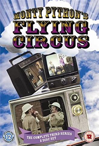 Monty Python's Flying Circus - The Complete Third Series [DVD] [1972] [2007]