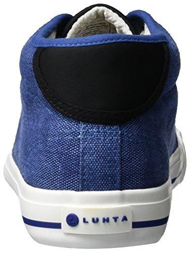 LUHTA Herren ferri Hohe Sneaker Blau (Blue)