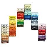 KIRSTEN BALK Wasserbetten Jersey-Spannbetttuch 180-200x200-220 cm - hochwertiges Spannbettlaken als Schutz für Matratzen, Farbe:KiBa_bambus_87