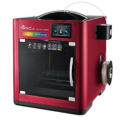 XYZ Printing da Vinci Color 3D-Drucker, Vollfarbe, 20x20x15 cm Druckgröße, 3D-Farb-Tintenstrahltechnologie