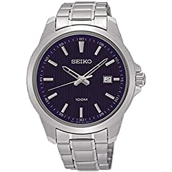 Watch Seiko Neo Classic Sur153p1 Men´s Blue