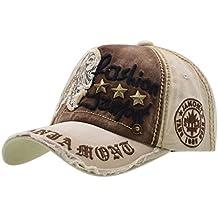 Gorra de Béisbol con Algodón - iParaAiluRy Unisex Sombrero para Hombre y Mujere - al Aire