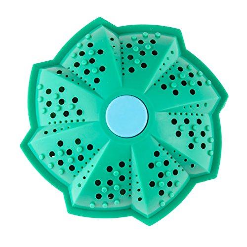 Bola Eco para Lavadora, 10cm| Natural e Hipoalergenico| Ecológico y Reutilizable| hasta 1500 Ciclos...