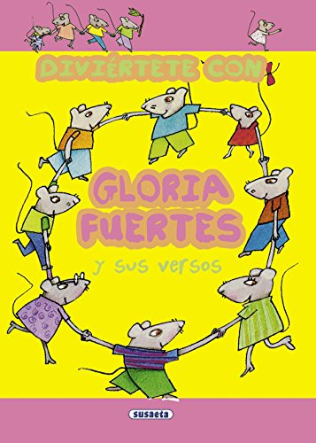 Diviértete con Gloria Fuertes y sus versos / Have fun with Gloria Fuertes and her verses