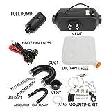 12 V 8000 Watt LCD Schalter Fahrzeug Luft Diesel Heizung Für Autos Lkw Yachten Boote Motor-Homes Bus Air Standheizung