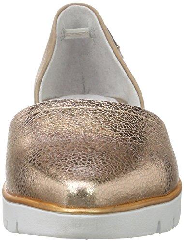 Bugatti Damen V83615l1 Slingback Gold (rosegold 355)