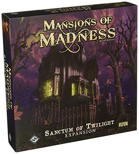 Fantasy Flight Games Mansions of Madness Sanctum of Twilight - English