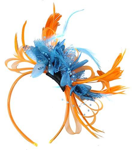 naranja-y-aqua-net-pelo-tocado-de-boda-diadema-de-plumas-de-aro-royal-ascot-races