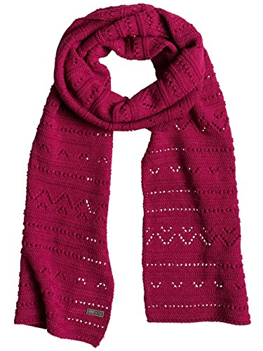 Roxy Damen Girl Challenge - Scarf for Women, Persian Red - Solid, One Size Preisvergleich