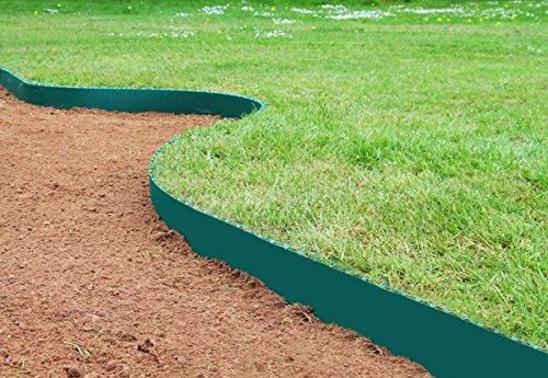 Bordure de pelouse Smartedge 10m - Verte