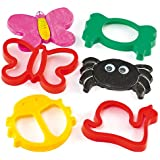 Giant Bug Cutters (Set of 4)