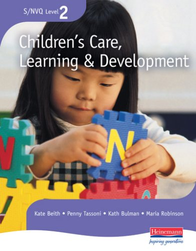 S/NVQ Level 2 Children's Care, Learning and Development Candidate Handbook (S/NVQ Children's Care  Learning and Development)