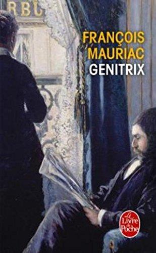 Genitrix (Ldp Litterature) par Francois Mauriac