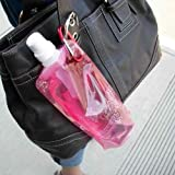 Faltbare Flexible Trinkflasche Flasche Wasserflasche Sportflasche Fahrradflasche