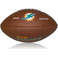 Wilson NFL Mini Miami Dolphins Logo Football