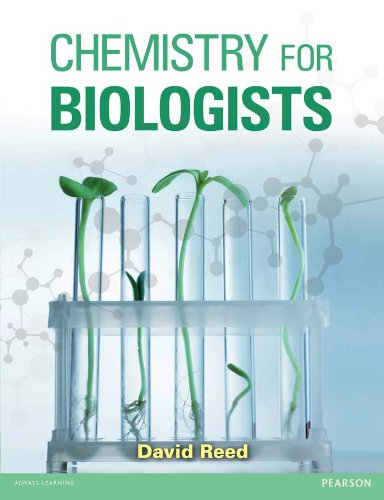 Chemistry for Biologists