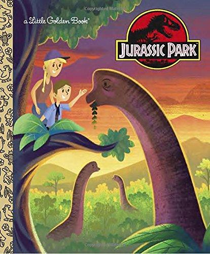 Jurassic Park Little Golden Book (Jurassic Park) (Little Golden Books)