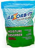 #8: ABZORB-IT MOISTURE ABSORBER REFILL (Pack of 2)