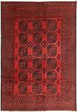 CarpetVista Afghan Teppich 200x289 Orientalischer Teppich