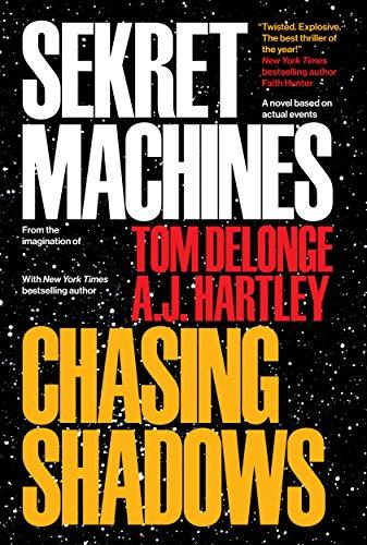 Sekret Machines Book 1: Chasing Shadows (English Edition)