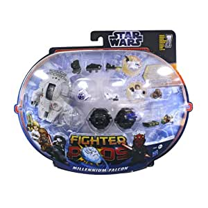 Star Wars Fighter Pods 12 Pack (Millennium Falcon)