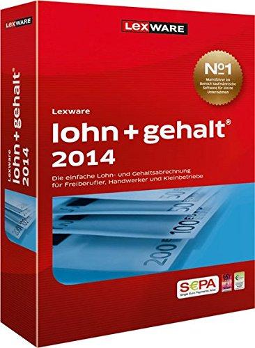 Lexware Lohn+Gehalt 2014 (Version 18.00)
