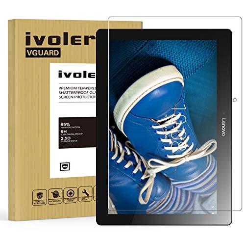 pellicola tablet lenovo tab2 a10-30 iVoler Pellicola Vetro Temperato per Lenovo Tab 2 A10-30F / A10-70 10.1 Pollici
