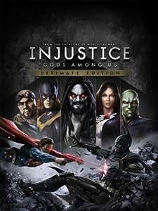 Injustice : les Dieux sont parmi nous - Ultimate Edition [Code Jeu PC - Steam]