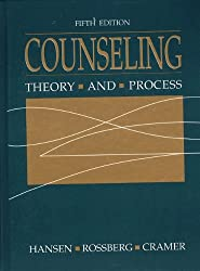 Counseling: Theory and Process