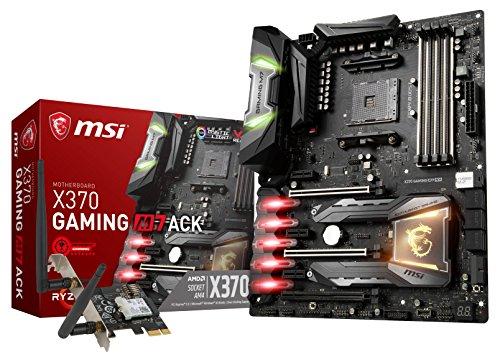 MSI X370 Gaming M7 ACK - Placa Base Enthusiast SATA