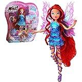 Winx Club - Mythix Fairy - Bloom Doll 28cm with Mythix Scepter