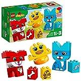 LEGO Duplo - My First - il Mio Primo Puzzle Degli Animali, 10858